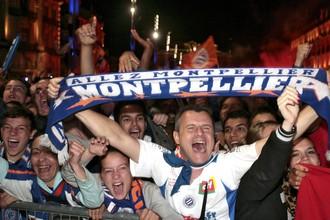 «Монпелье» заслужено стал чемпионом Франции