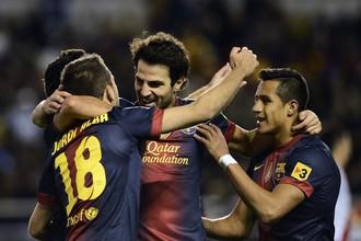 «Барселона» встретится на выезде с «Селтиком»
