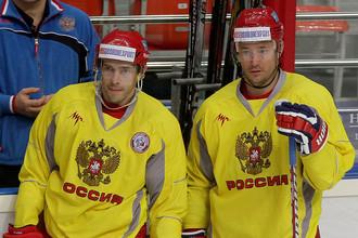 Павел Дацюк наслаждается игрой в одной тройке с Ильей Ковальчуком