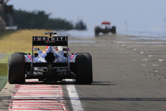 Во время Гран-при Венгрии температура асфальта будет близка к 40 градусам