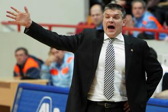 Евгений Пашутин может стать главным тренером сборной России по баскетболу