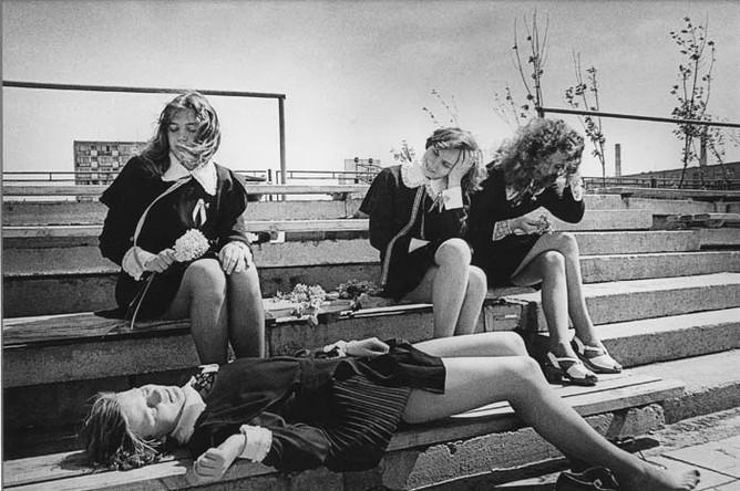 Вацловас Страукас «Последний звонок» (1979)