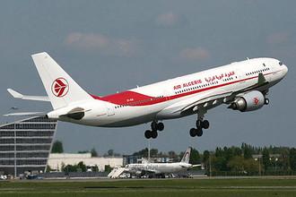 Самолет Air Algerie разбился рядом со столицей Нигера