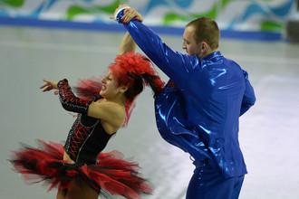 Ольга Сбитнева и Иван Юдин