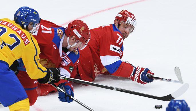 Россия обыграла Швецию в Москве