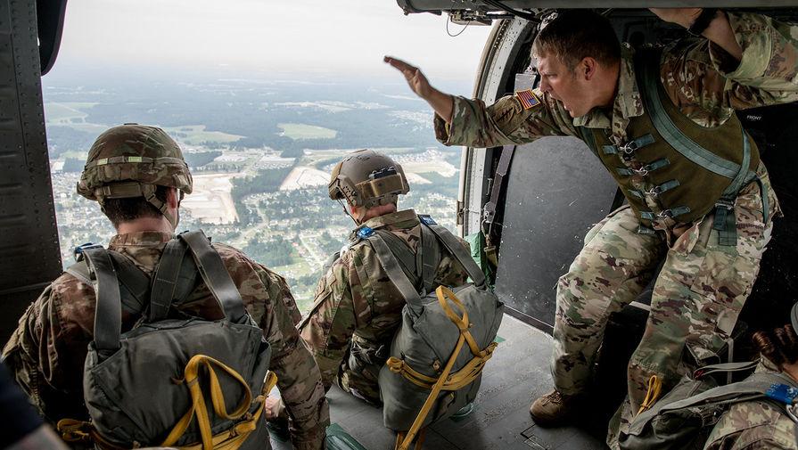 На суше, в море и космосе: Пентагон отрабатывает войны XXI века