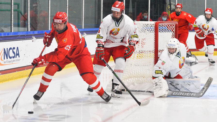 Россия сыграет с Финляндией в полуфинале ЮЧМ