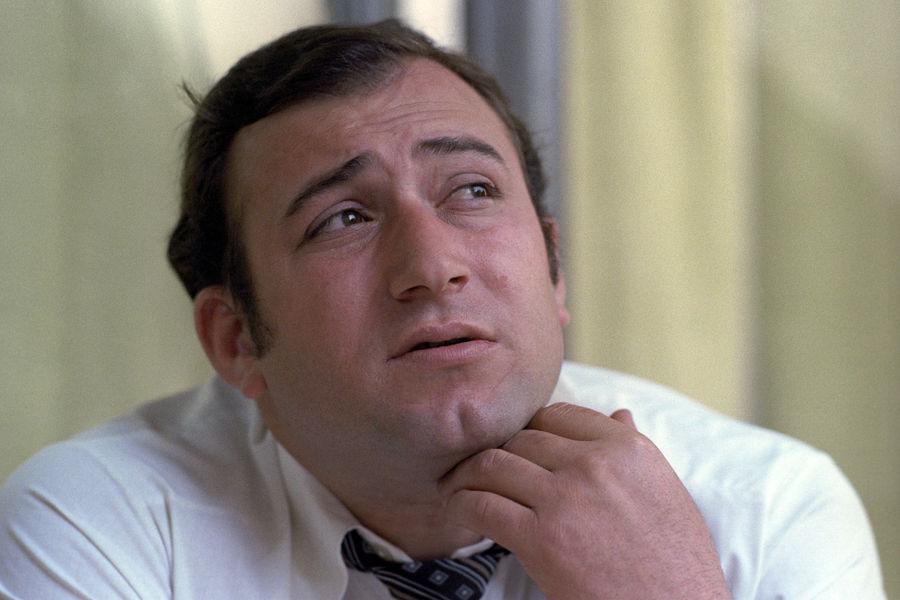 Шаварш Карапетян, 1983 год