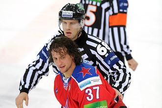 Дарси Веро рассказал о хоккейных драках