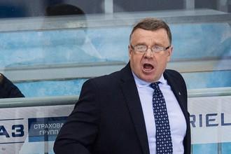 Игорь Захаркин — новый главный тренер «Югры»