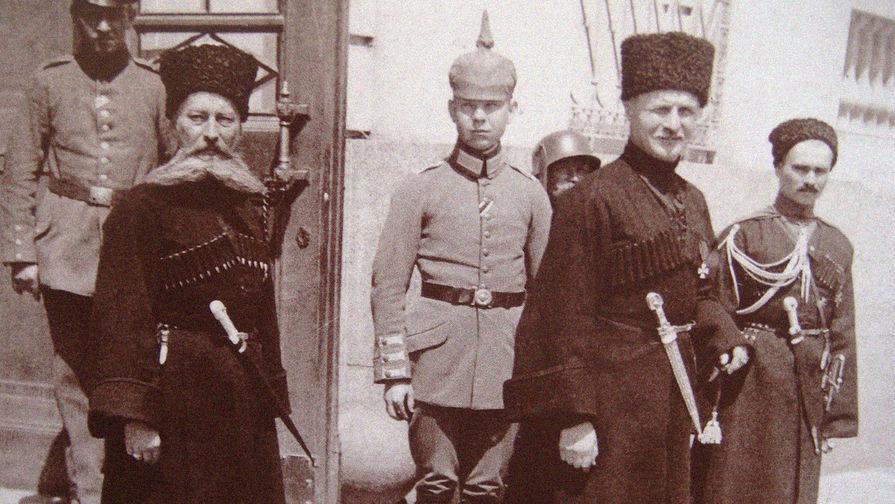 100 лет назад пала Украинская держава гетмана Скоропадского ...