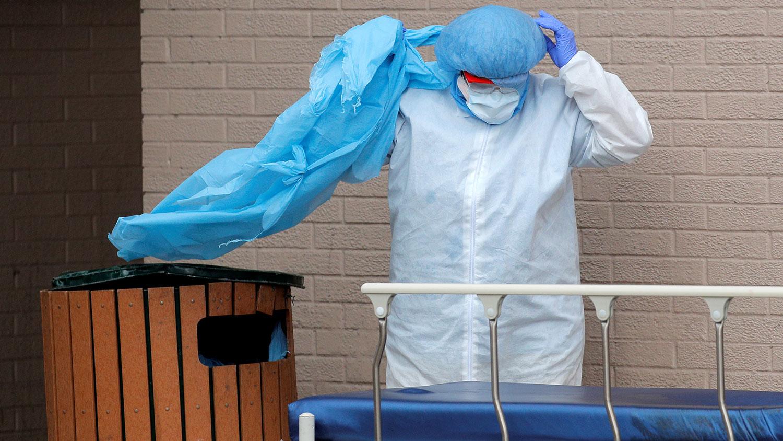 В России зафиксированы 954 новых случая коронавируса