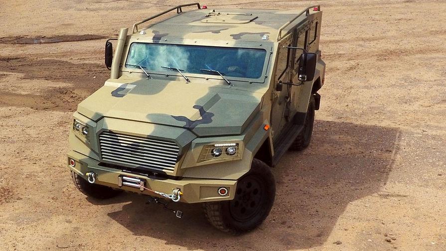 Багги для ВДВ: каким будет новейший бронеавтомобиль