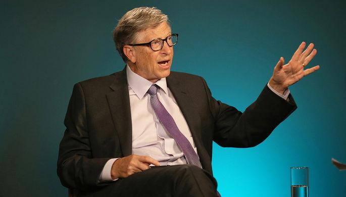 «Нужно продержаться»:Билл Гейтс рассказал о начале массовой вакцинации