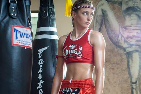 Чемпионка мира по тайскому боксу выстрелила в участницу дорожного конфликта из пневматики