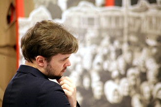 Шахматист Владимир Федосеев