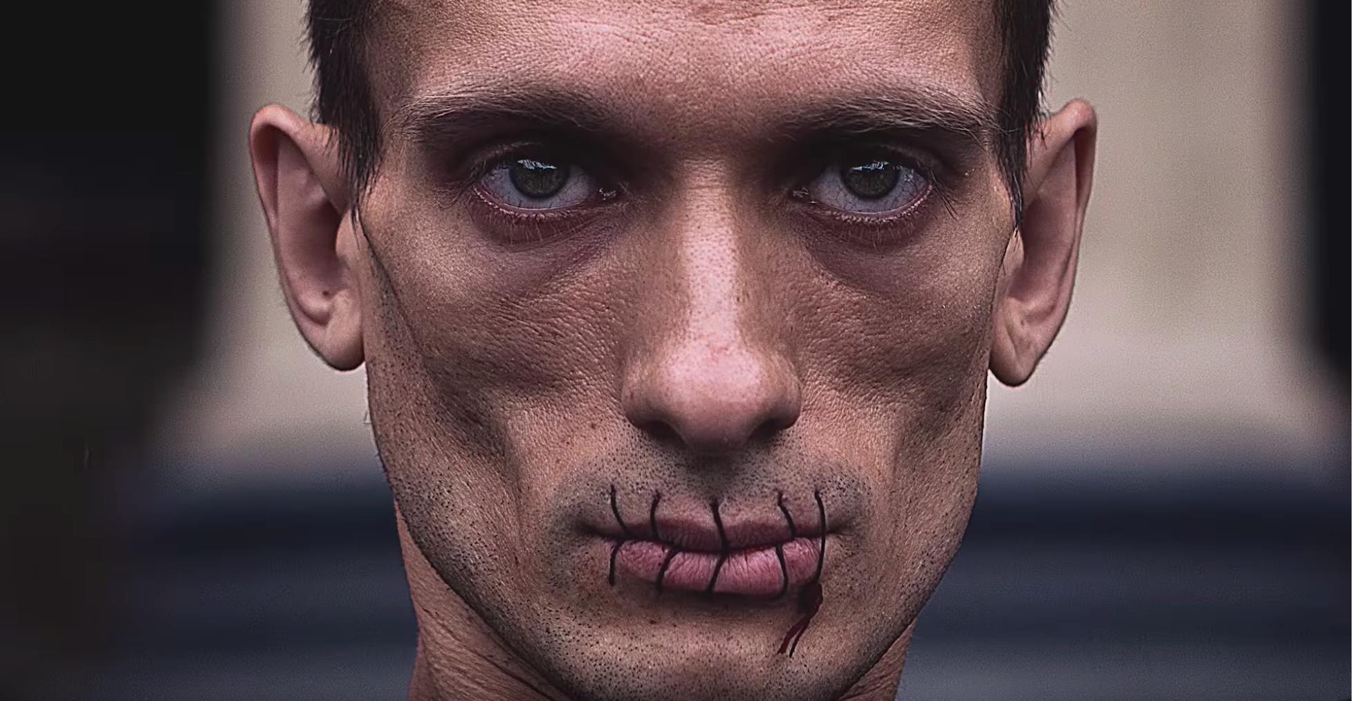 Кадр из фильма «Павленский. Голая жизнь», который стал эмблемой фестиваля Артдокфест