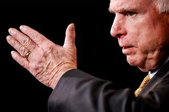 Маккейн пал жертвой российских пранкеров