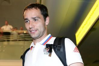 Экс-капитан сборной России по футболу Роман Широков