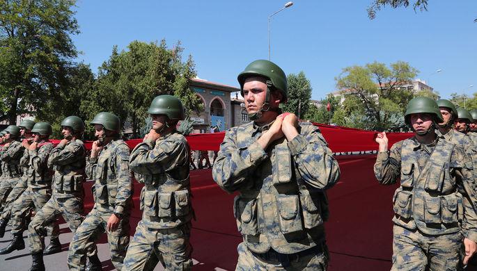 Армейская дружба: как Турция ищет союзников в Средней Азии
