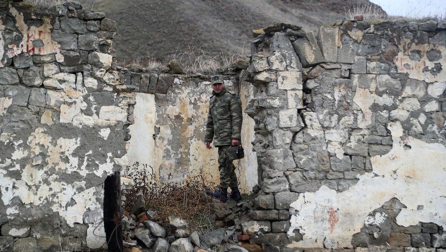 Стрельба в Карабахе: Армения обратилась к российским миротворцам