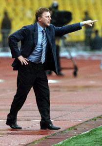 Старков претендовал на место главного тренера «Балтики»