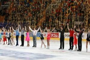 «Мегаспорт» во время Гран-при по фигурному катанию «Кубок России» в ноябре 2010 года