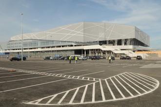 «Арена-Львов» еще до начала Евро-2012