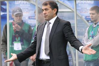 Рашид Рахимов назначен главным тренером «Терека»