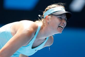 Россиянка Мария Шарапова не смогла пробиться в 1/4 финала Australian Open–2014