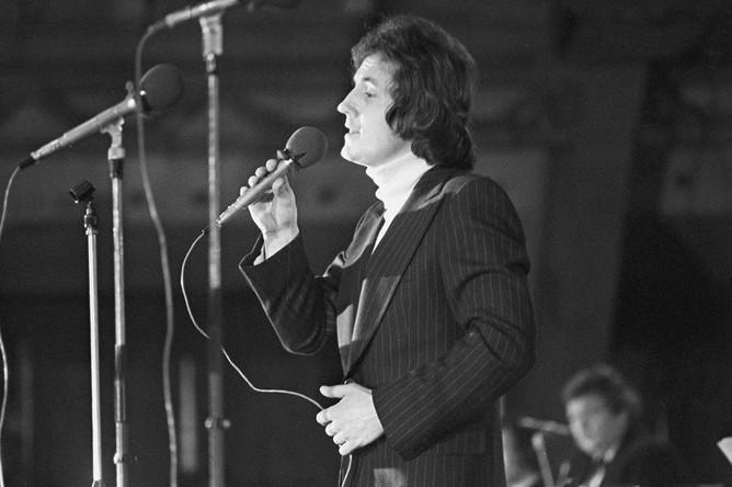 Эстонский певец Яак Йоала, 1979 год