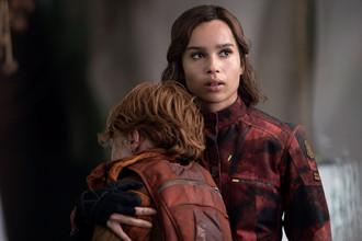 Кадр из фильма «Дивергент, глава 3: За стеной»