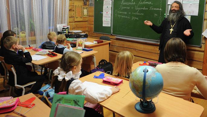 Священные тексты в школе: новое предложение РПЦ