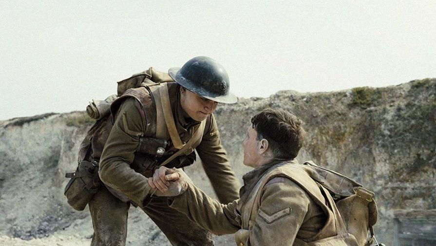 """Лауреат """"Оскара"""" Роджер Дикинс рассказал о создании фильма """"1917"""""""