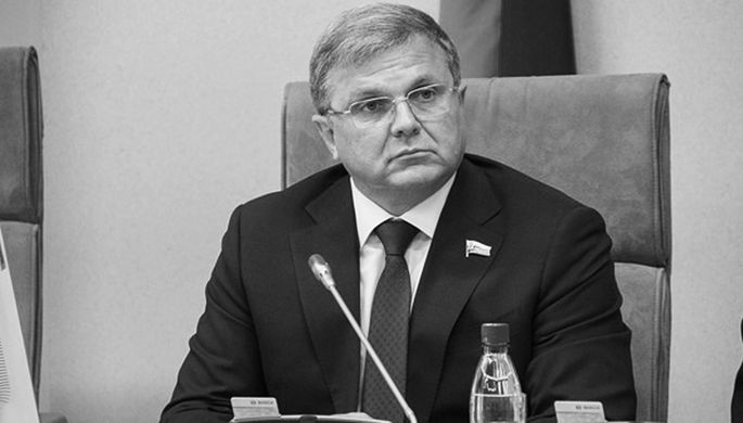 Спикер Ярославской областной думы Алексей Константинов
