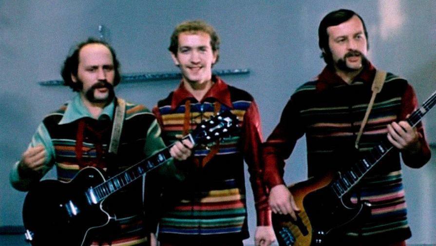 Леонид Борткевич в фильме «Эта веселая планета» (1973)