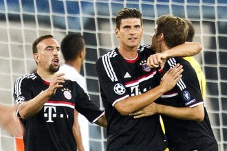 «Бавария» сверхуспешно начала сезон