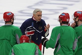 Сборная России готовится к домашнему этапу Еврохоккейтура Кубку Первого канала