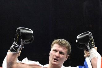Александрe Поветкину осталось дождаться решения WBA по поводу боя с Марко Хуком