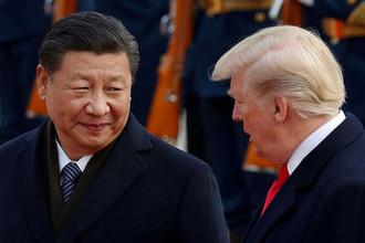 Китай ответил США: юань достиг многолетнего минимума