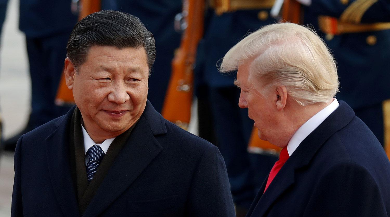 Трамп назвал Си Цзиньпина королем Китая