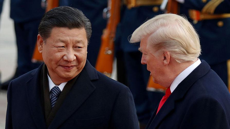 Трамп и Си Цзиньпин начали переговоры