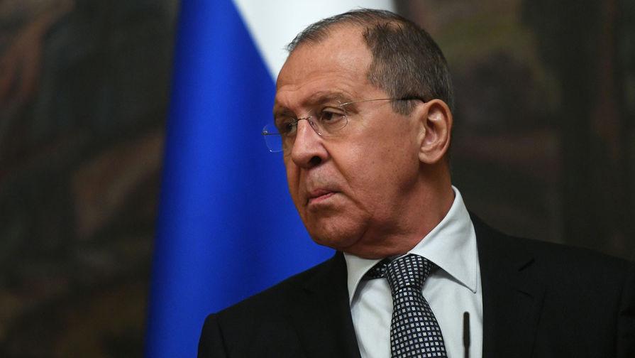 Лавров раскрыл цели Запада в Грузии