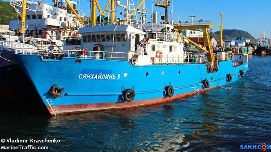 Война на море? КНДР захватила российское судно