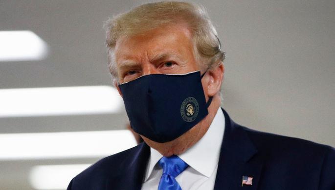 Радость Трампа: США скупили 90% запасов средства против COVID-19