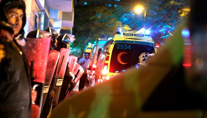 В МВД Египта уточнили данные о жертвах взрыва в Каире