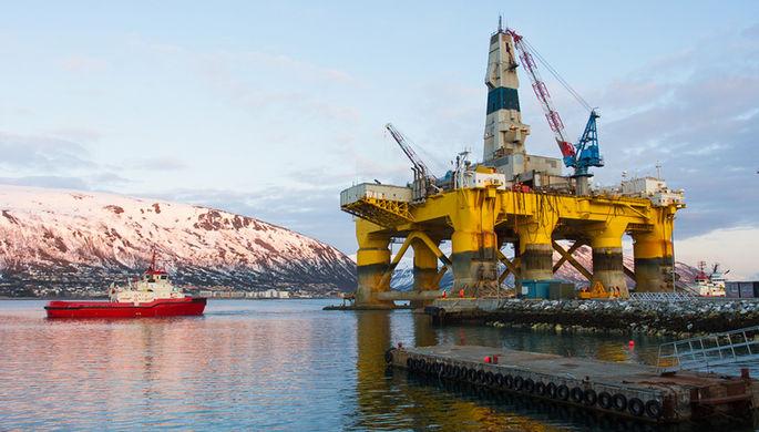 Норвегия распечатала нефтяную «кубышку»