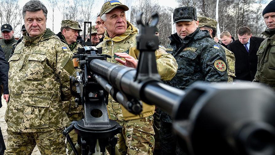 Порошенко: Украине нужно высокоточное ракетное оружие