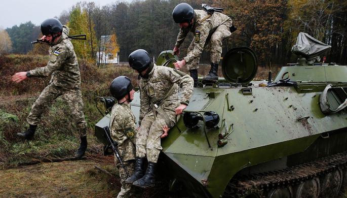 В Донбассе заявили о прибытии разведчиков США на позиции ВСУ