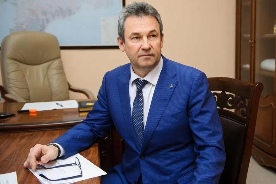 Министр энергетики Крыма Евгений Рукавишников уйдет РІРѕС'ставку